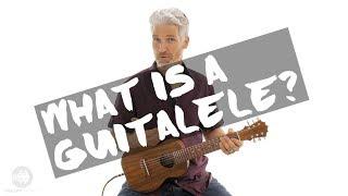 What is a Guitalele? 6 String Ukulele?