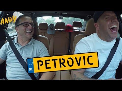 Zeljko Petrovic - Bij Andy in de auto