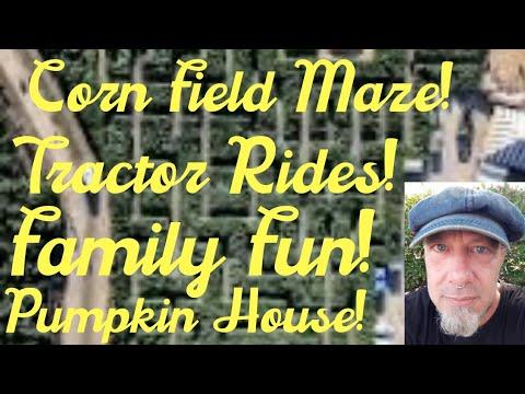 Underwood Family Farm Corn Maze