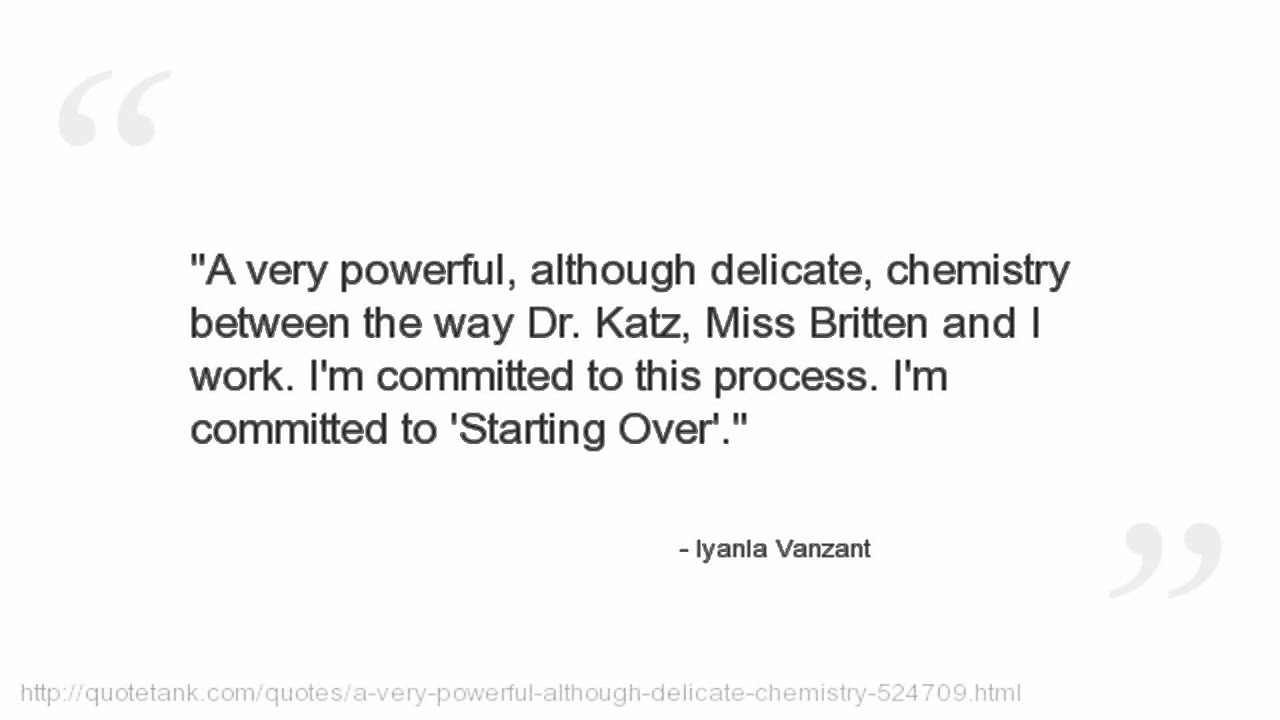 Iyanla Vanzant Quotes Youtube
