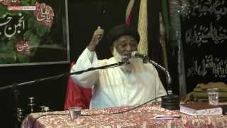 Ayatollah Hafiz Syed Riaz Hussain Najfi on Wiladat Ghazi Alamdar Hazrat Abul Fadhil Abbas AS