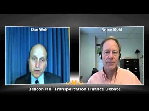 Sen. Dan Wolf on Beacon Hill transportation battle