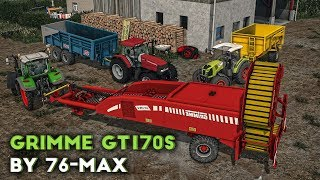 [PREVIEW] Farming Simulator 17 - GRIMME GT170S by 76-Max