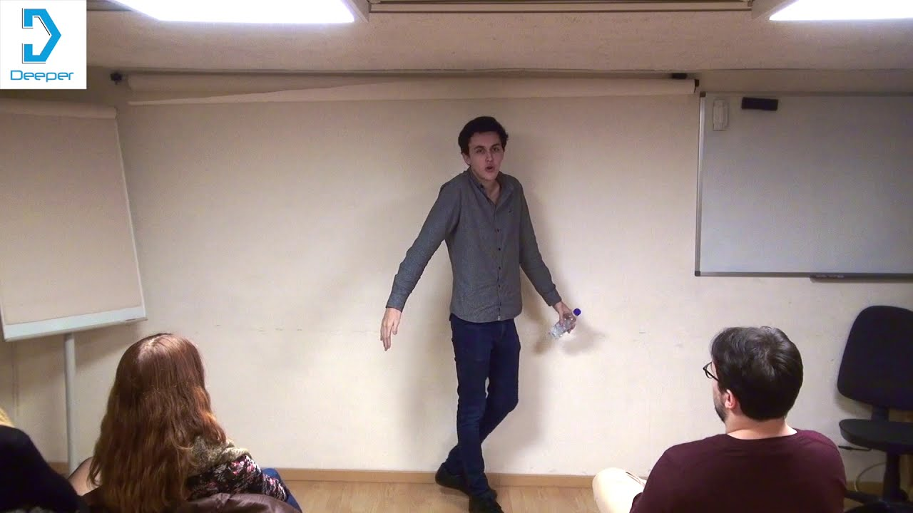 "Conférence Deeper-Hypnose "" L'hypnose de rue """