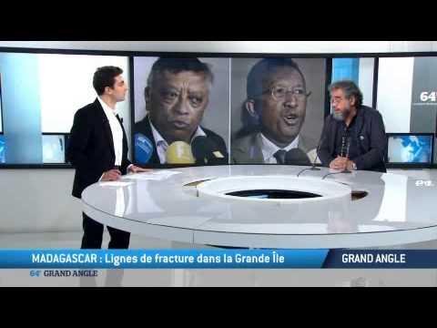 La crise à Madagascar: Interview de Jean-Claude Rabeherifara thumbnail