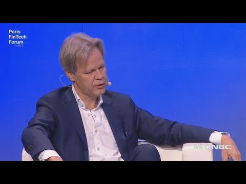 Swift CEO: Banks play a crucial role in payments | Squawk Box Europe