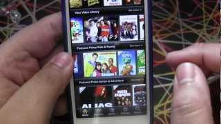 Video Amazon Instant Video App For iPhone And iPod Touch download MP3, 3GP, MP4, WEBM, AVI, FLV Mei 2018