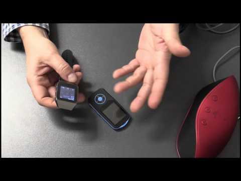 AGPTek 1.4 Zoll Touchscreen Bluetooth MP3-Player Uhr 8GB+32GB Radio