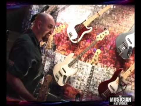 TMNTV - NAMM 2008 - Fender Bass Guitars