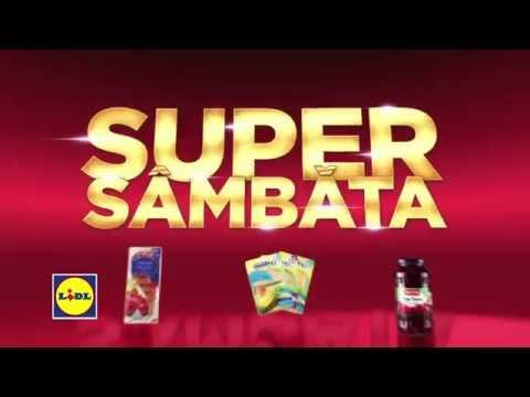 Super Sambata la Lidl • 17 Septembrie 2016