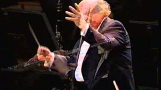 Sibelius Symphony No. 1 in E minor, Op. 39 mov.III, Conductor: Horst Stein