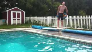 Jp Pool Caveman (Boogie Board Skate Boarding)