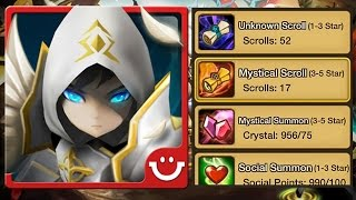 We Open 14 Mystical Scroll - Summoners War: Sky Arena - #2