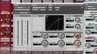 Hip Hop Chorus mixing