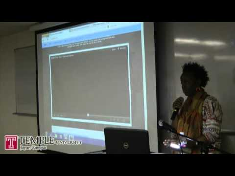 Public Lecture Video (4. 9. 2012) : Child soldiers in Central Africa