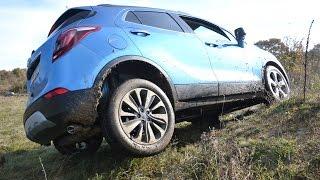 Opel Mokka X тест-драйв: динамичный и внедорожный