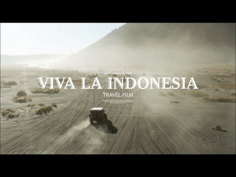 VIVA LA INDONESIA | Cinematic Travel Film (4K)