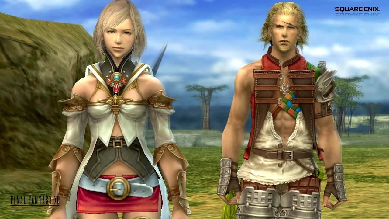 Final Fantasy XII English and ...