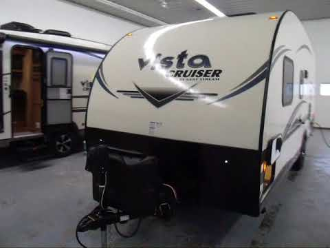 2018 Gulf Stream VISTA CRUISER 19 RBS