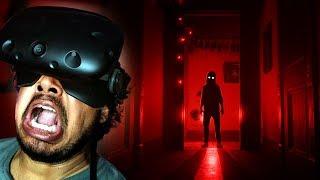 Un jeu d'horreur en VR ? QUEL CAUCHEMAR !
