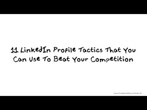 Bookkeeping Marketing Tip 10 – How To Use LinkedIn to Generate Sales Leads