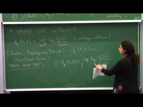 Valentina Disarlo (Heidelberg) - Generalized stretch lines for surfaces with boundary
