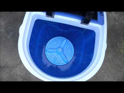 Fulltime RVing   Mini Portable Washing Machine