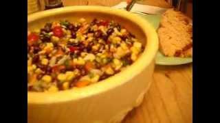Fiesta Salad - Delicious!