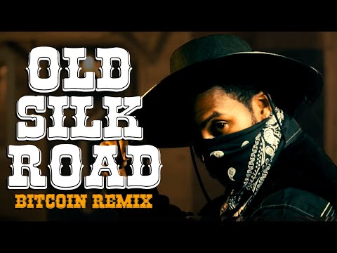 Chris Record - OLD SILK ROAD - Bitcoin Rap Remix #HODLGANG