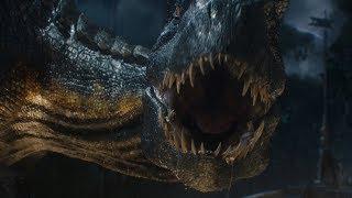 'Jurassic World: Fallen Kingdom' Final Trailer
