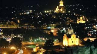 Group Tbilisi & Gvanca Daraselia - Me Mxolod Siyvaruli Minda.