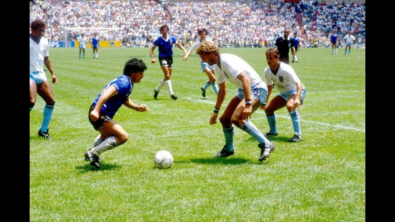 Después del gol a los ingleses: ¿Cuál eligió Maradona como el más lindo de su carrera?