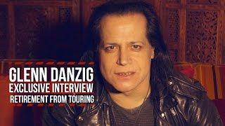 Glenn Danzig: 'I Don't Think I'm Going to Tour Anymore'