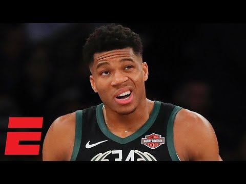 Giannis goes off, but Bucks fall to Knicks in 136-134 OT thriller | NBA Highlights
