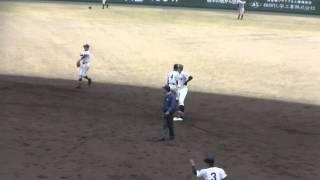 20160402 Japan Tokyo spring High school baseball wako vs musashinokita