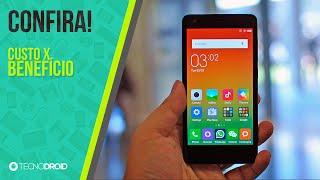 Os MELHORES SMARTPHONES Android até R$ 1200 (custo x benefício)