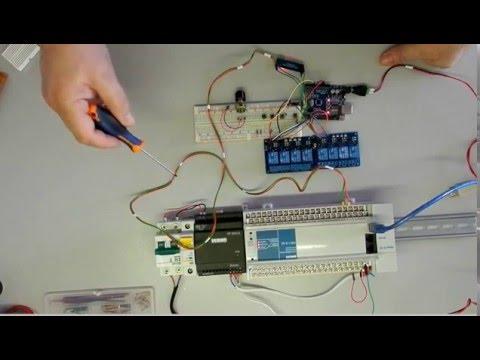 Как подключить Arduino к ПЛК110 фирмы OWEN