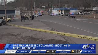 Police: North Knoxville Shooting Suspect Threatened To Kill Woman 2 Weeks Prior