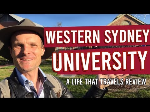 REVIEW Western Sydney University  // An Unbiased Review By A Life That Travels