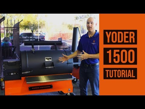 The Yoder 1500 is MASSIVE!