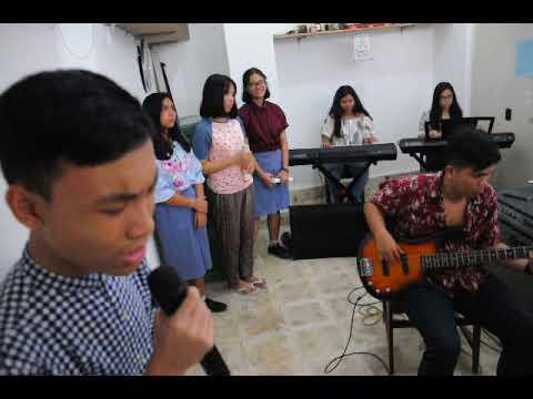 ABBA KUPANGGIL ENGKAU YA BAPA (ABBA BAPA) - COVER BY : ECSOTIC (Remaja HKBP Medan Sudirman)