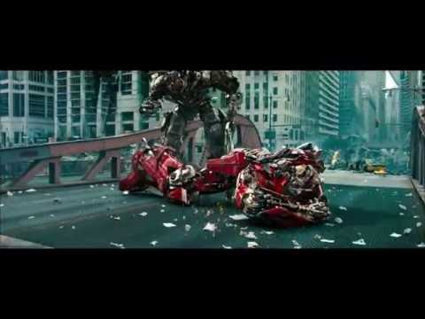 Transformers Dark of the Moon   RESCORE   The Battle Of Chicago