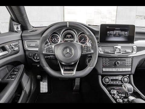 Mercedes Cls 400 Shooting Brake New 2015 Drivng Interior