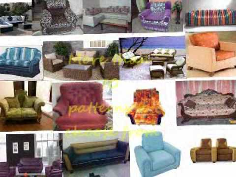 Sofa sets Bangalore Reality furniture.wmv