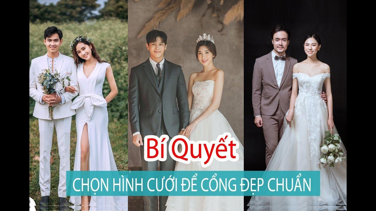 Kinh nghiệm chọn hình cưới để cổng Đẹp Chuẩn Hàn Quốc