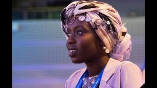 Trust Conference 2017: Day 2 - Spoken Word Poetry with Emi Mahmoud - Poet and Activist