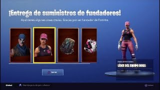 FORTNITE *REGALA* 2 LEGENDARY skins!! And *New Weapon*