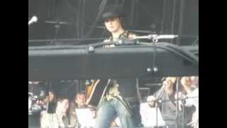 Glastonbury Festival 2009 - Pete Doherty (3)