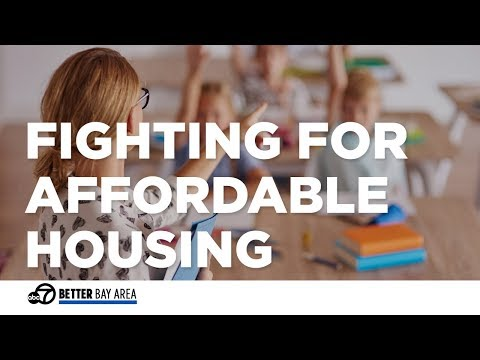 Teachers Seeking Solutions To San Francisco's Affordable Housing Crisis