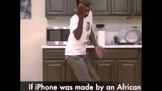 iphone african ringtone